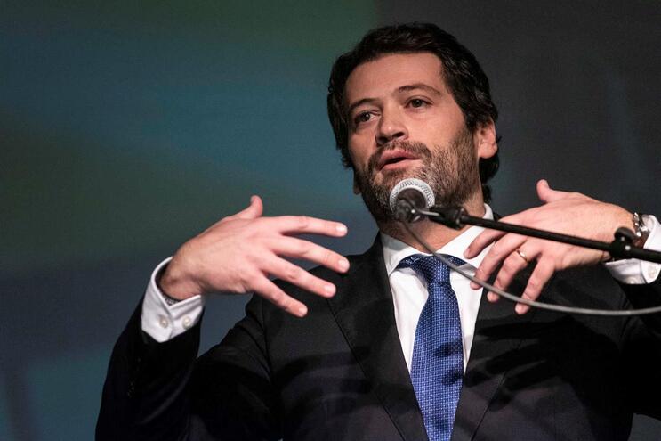 André Ventura, deputado do Chega