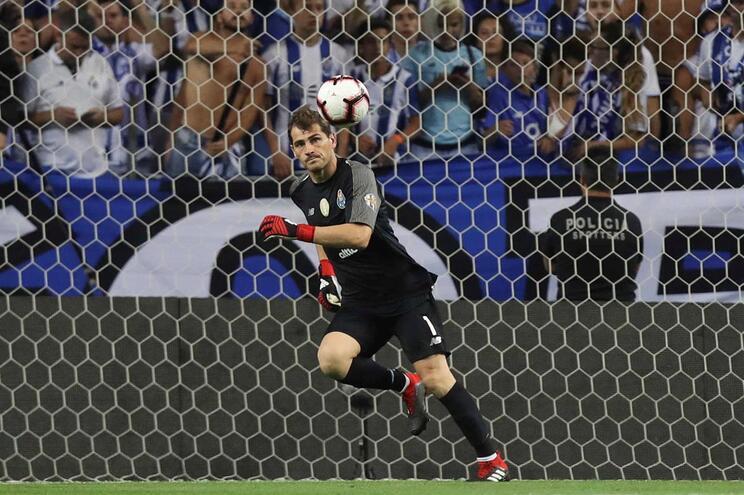 """Casillas: """"As polémicas que tive com Mourinho já estão saldadas"""""""