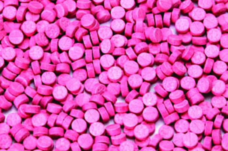 Polícia Nacional apreeendeu produtos que davam para produzir mil quilos de anfetaminas e MDMA