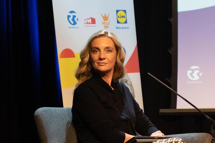 Vanessa Romeu, diretora de Comunicação do Lidl