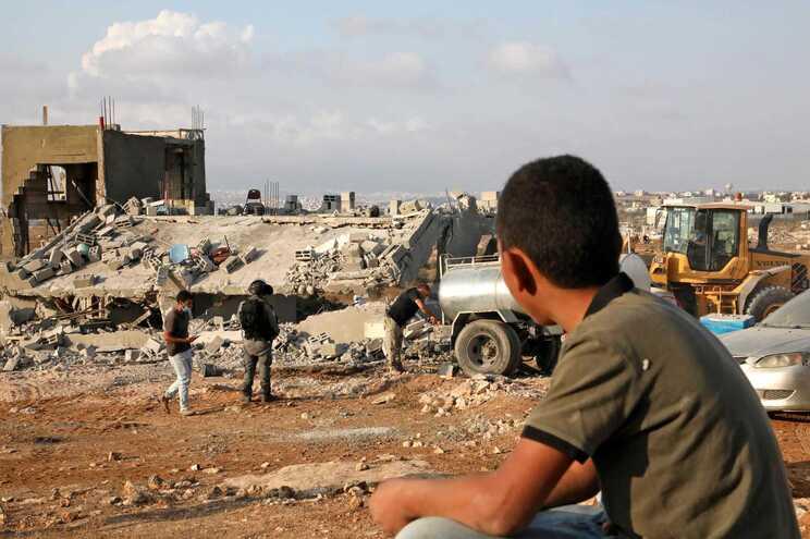 Cerca de três milhões de palestinianos habitam nos territórios ocupados por Israel desde 1967