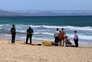 Sobreviveu à travessia do Mediterrâneo mas morreu afogado numa praia