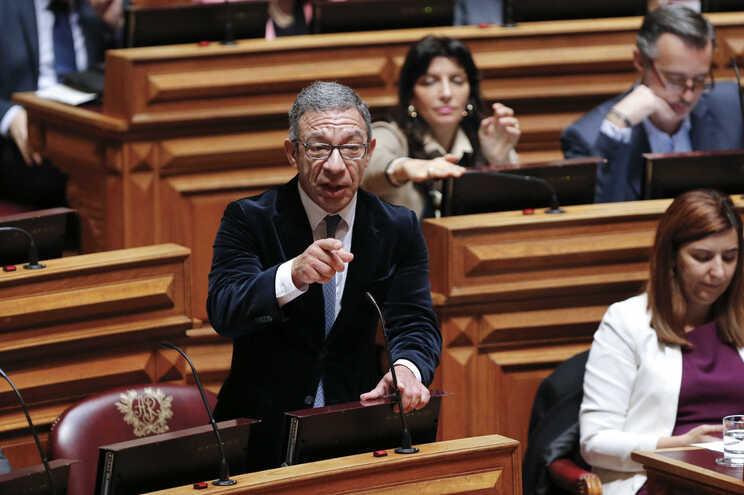 Duarte Pacheco, deputado do PSD
