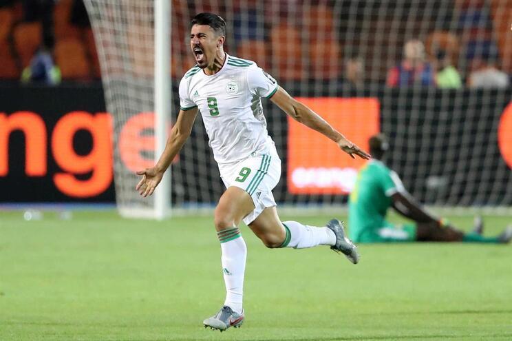 Argélia vence Senegal e conquista CAN pela segunda vez