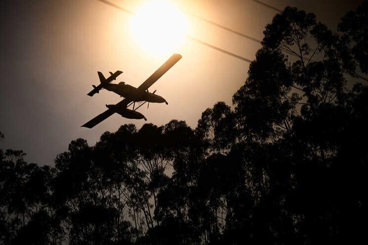 Cerca de 150 concelhos de 14 distritos do continente em risco máximo de incêndio