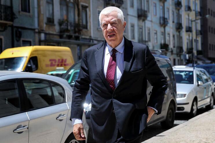 O ex-ministro Teixeira dos Santos