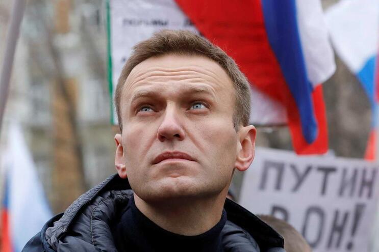 Líder da oposição Alexei Navalny