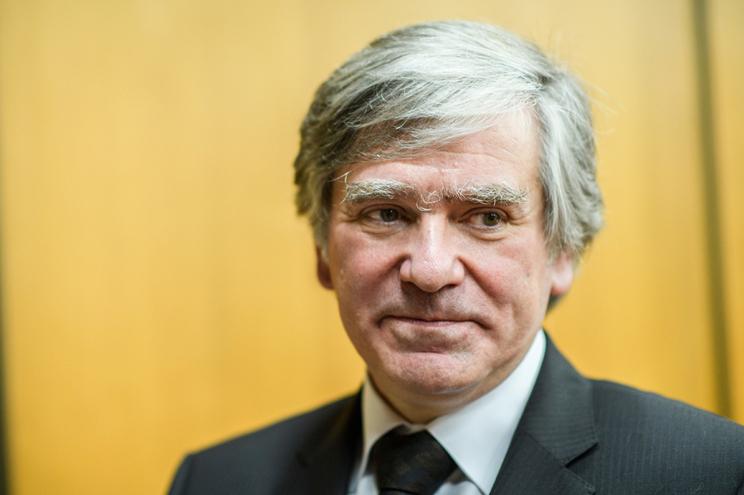 Rui Nunes, professor catedrático da Faculdade de Medicina da Universidade do Porto