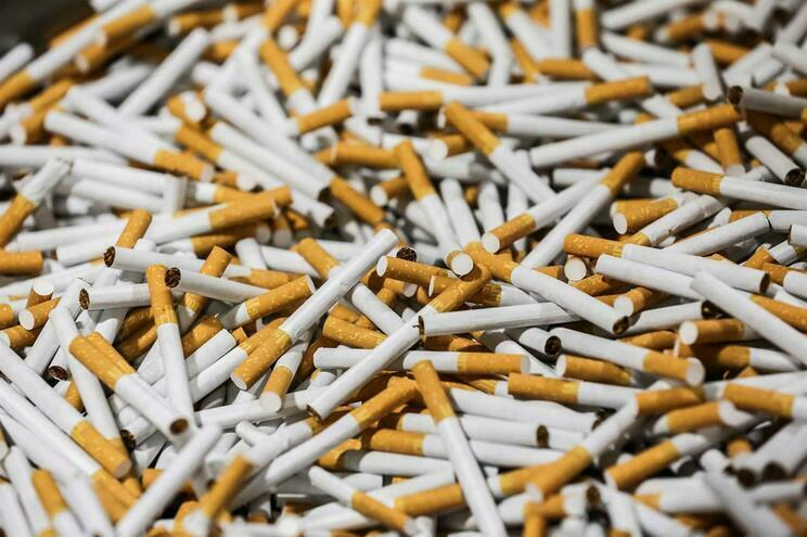 Cigarros eram da marca Pall Mal