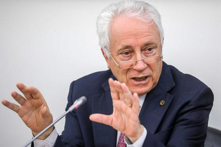 O governador do Banco de Portugal, Carlos Costa