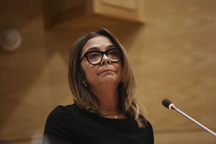 A bastonária da Ordem dos Farmacêuticos, Ana Paula Martins