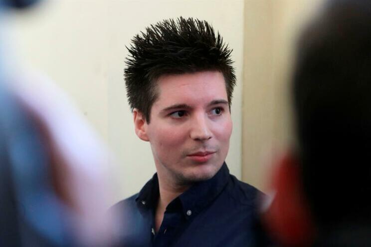 Rui Pinto descobriu dados do Luanda Leaks por acaso