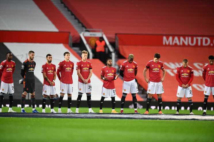 Manchester United alvo de ataque informático