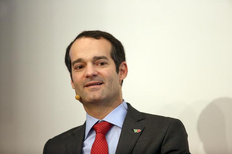 Antonoaldo Neves, CEO da TAP