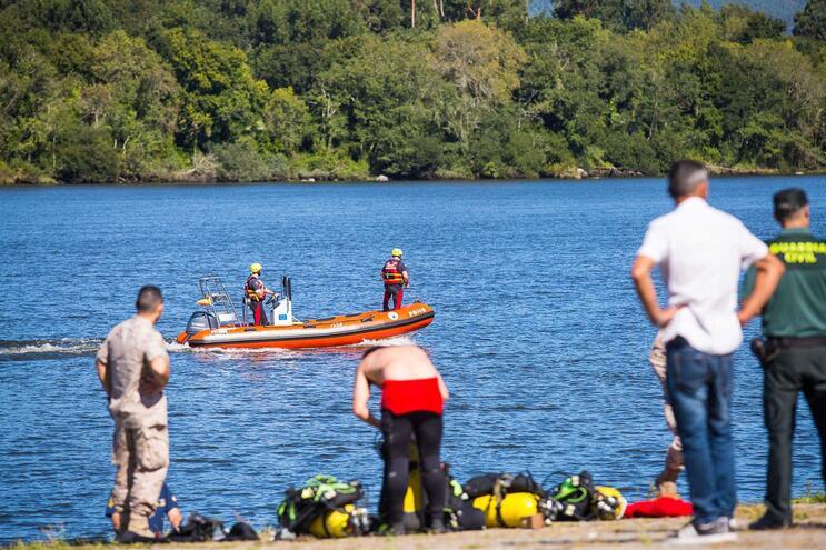 Resultado de imagem para Encontrado corpo de triatleta desaparecido no rio Minho