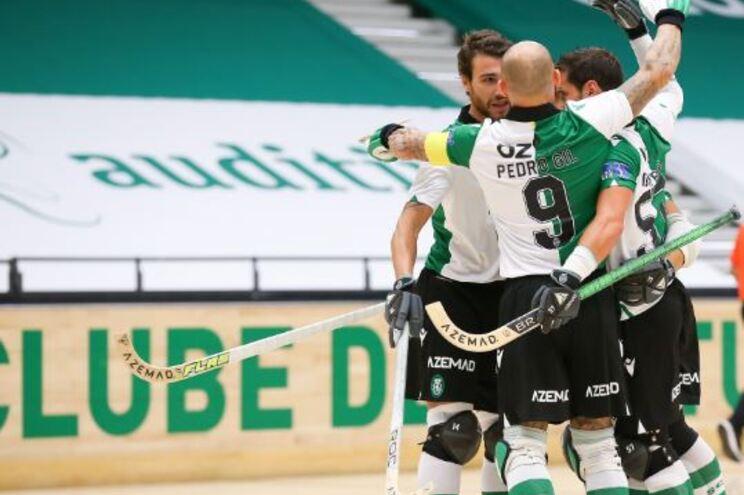 Sporting conquistou troféu Francisco Stromp em três modalidades