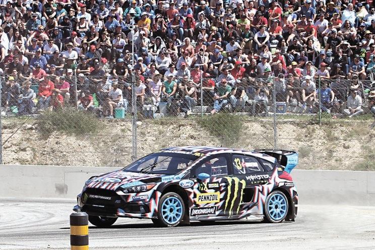 Mundial de Ralicross atrai a Montalegre muitos milhares de aficionados do desporto automóvel, sobretudo