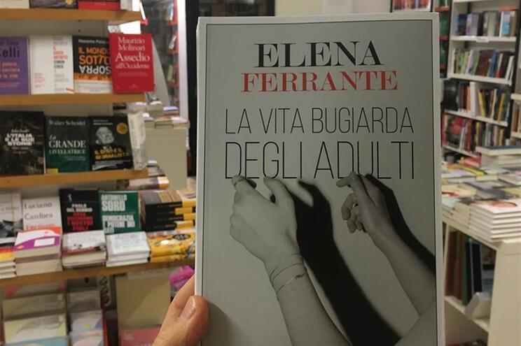 Livro foi lançado em Itália há duas semanas