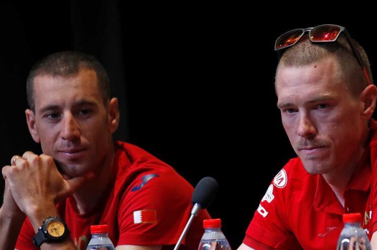 Rohan Dennis abandona etapa e equipa promete investigar