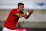 Golo solitário de Samaris permite que o Benfica supere o Paredes