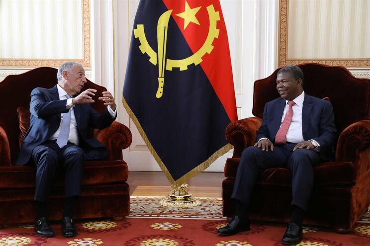 """Marcelo destaca """"parceria estratégica segura"""" entre Portugal e Angola"""