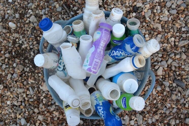 Empresas da região vão usar plástico marinho como matéria-prima
