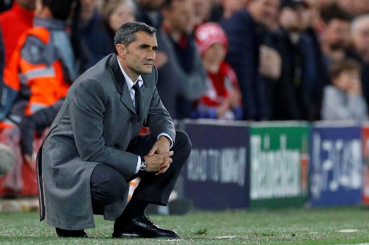"""Valverde: """"Não podemos inventar desculpas"""""""