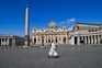 Houve 12 casos confirmados de covid-19 nos funcionários do Vaticano