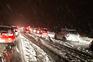Nevões em França causam um morto e deixam 300 mil famílias sem eletricidade