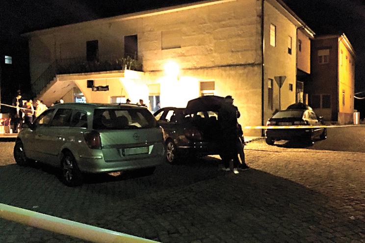 Duas crianças escapam  por pouco a tiro acidental em Penafiel