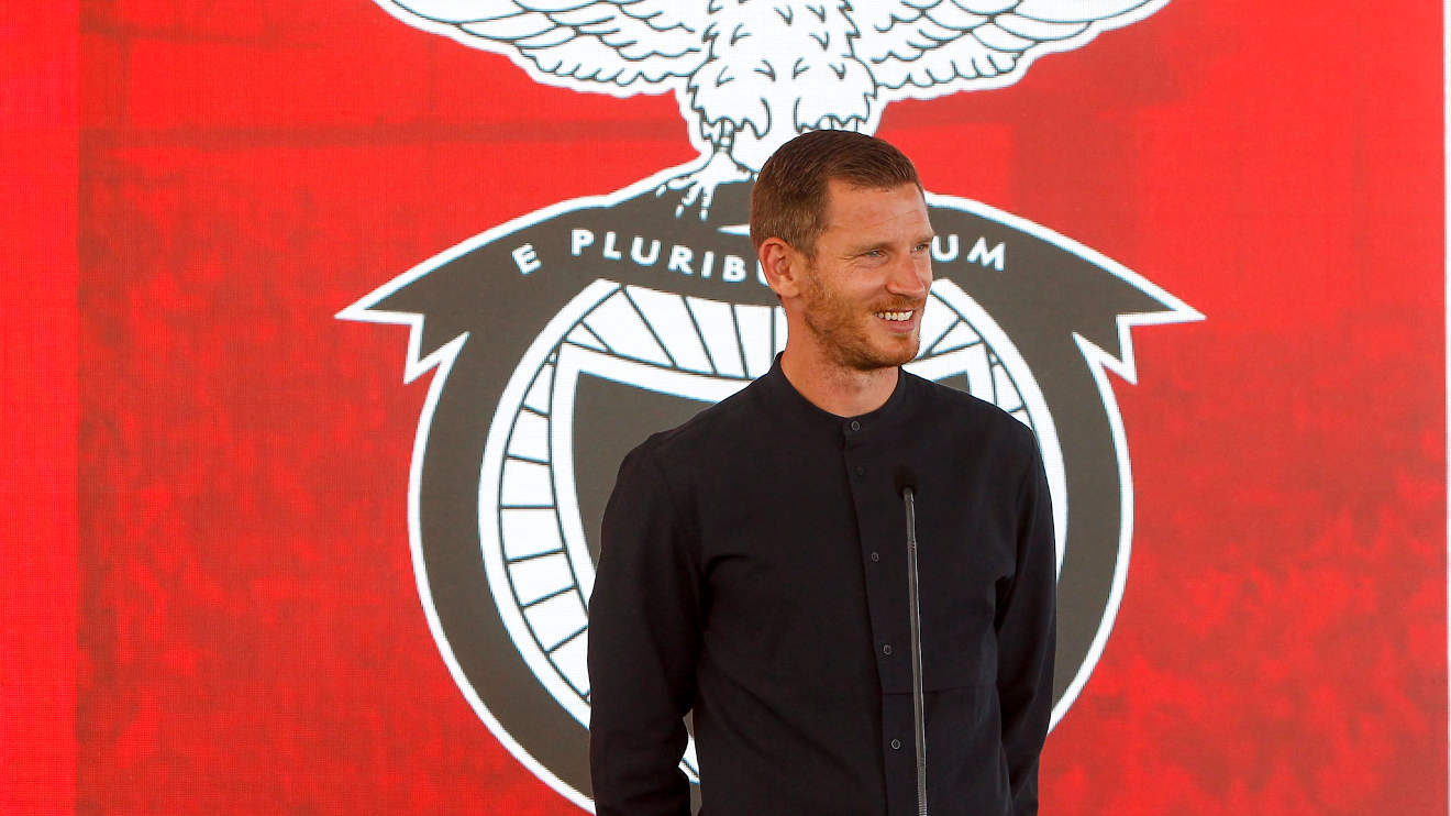O Benfica não era a primeira escolha de Vertonghen″ - JN
