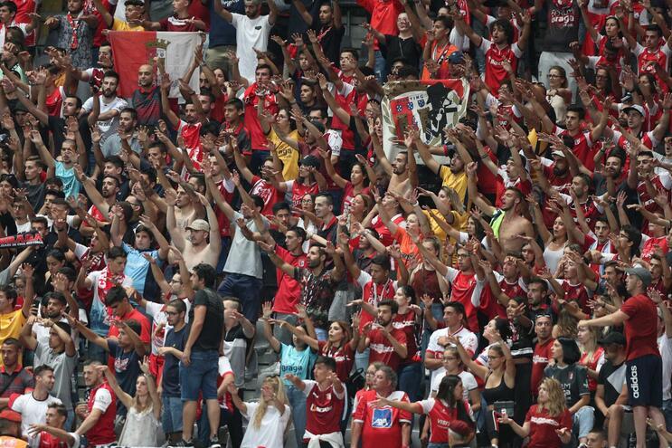 Assembleia Geral do Sporting de Braga suspensa após votação das contas