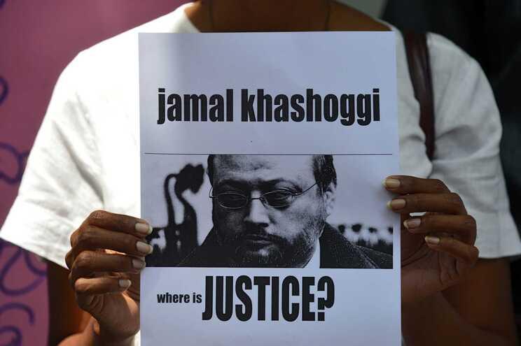 Jamal Khashoggi foi assassinado em outubro de 2018