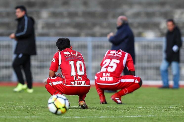 Gil Vicente na Liga só em 2019/20