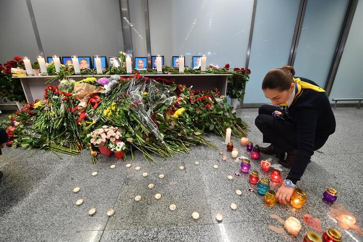 176 pessoas morreram no desastre aéreo