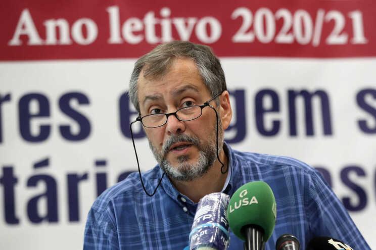 Mário Nogueira, secretário-geral da Fenprof