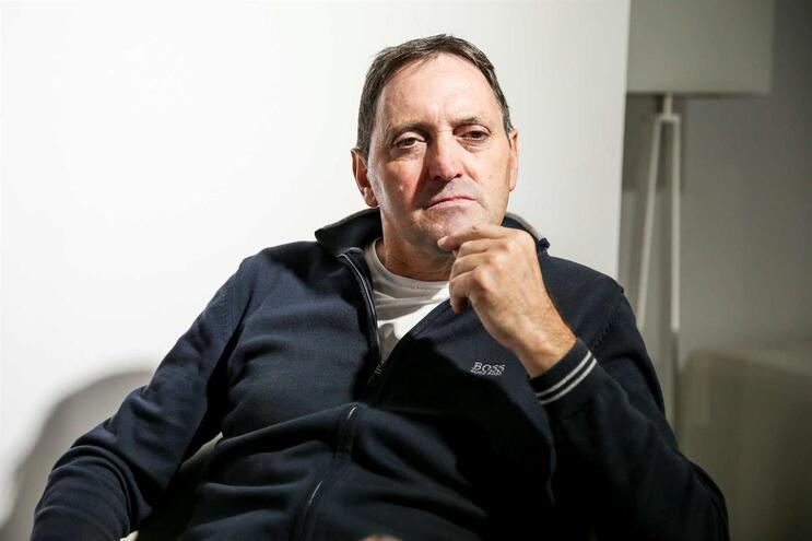 """António Conceição: """"Preferia treinar o Braga a um clube grande"""""""