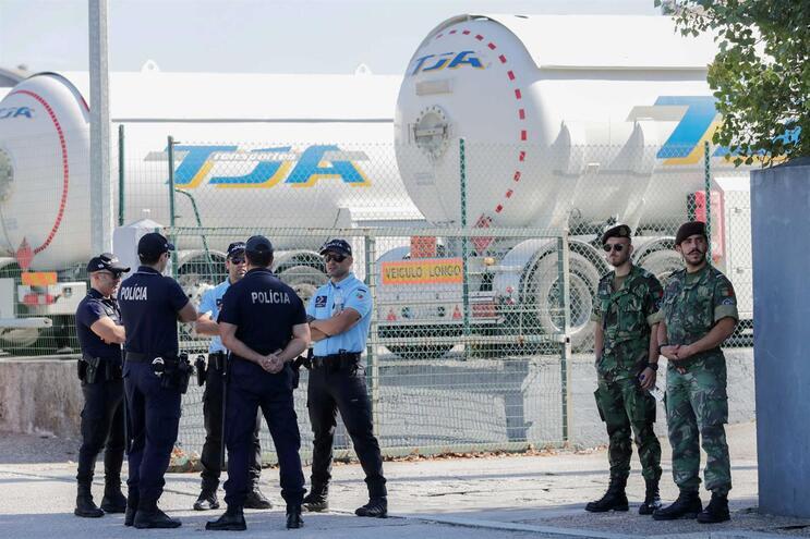 PSP nega que haja esquadras fechadas devido à greve