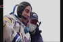 A chegada da tripulação da Estação Espacial Internacional à Terra