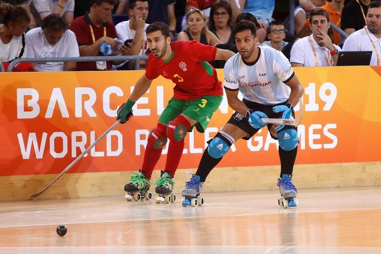 Final Argentina - Portugal de hóquei em patins vai a penáltis