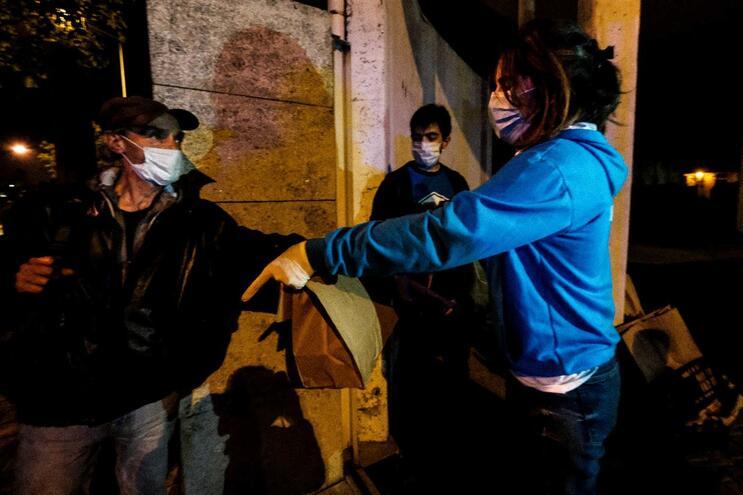 Sem-abrigo: Porto reergue a teia que ruiu
