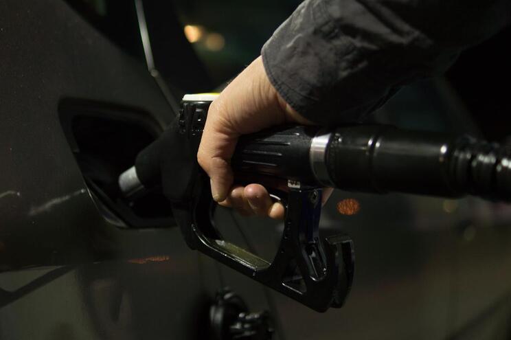 Gasóleo com preço em alta