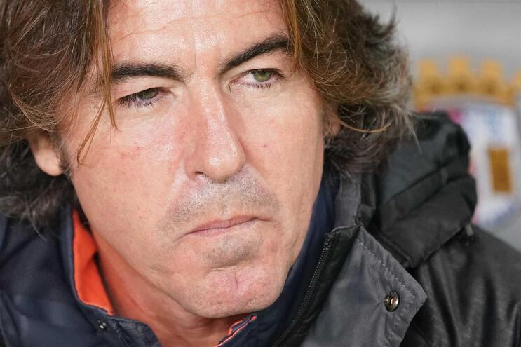 Sá Pinto já não é treinador do Braga