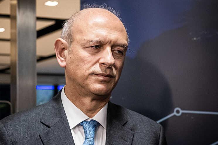 Alberto Souto de Miranda, Secretário de Estado Adjunto e das Comunicações