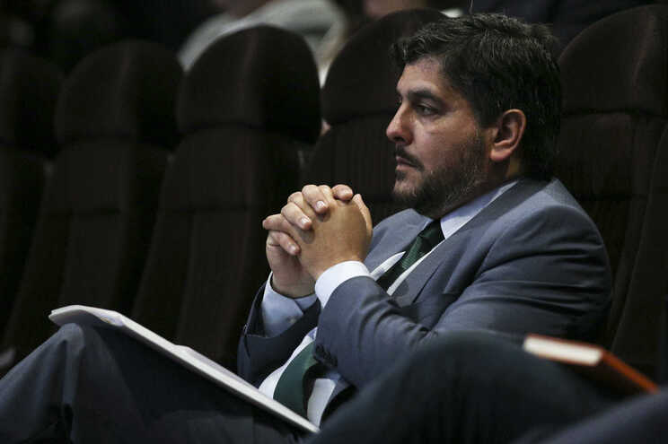 Bernardino Soares, presidente da Câmara Municipal de Loures