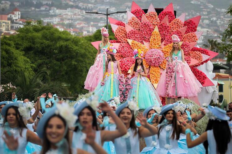 """Iniciativa do Turismo da Madeira, a Festa da Flor é uma das atrações da """"Pérola do Atlântico"""""""