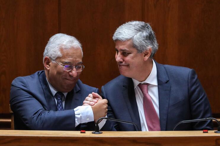 Governo viu a proposta de OE2020 aprovada com a abstenção da esquerda parlamentar