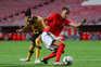 Luca Waldschmidt foi chamado por Joachim Low para os jogos da Alemanha