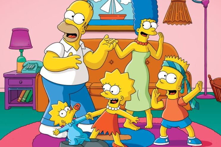 """Afinal, """"Os Simpsons"""" não vão acabar já este ano"""