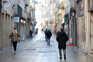 Braga com ruas mais vazias mas estradas movimentadas